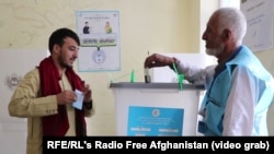 Votimet në Afganistan.