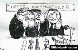 Намунае аз ҳунари Фаррух Аҳроров