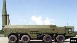 Установка для запуска ракет малой дальности. Иллюстративное фото.
