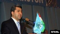Муҳиддин Кабирӣ, раиси ҲНИТ