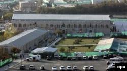 Pamje e një pjese të Kabulit në Afganistan