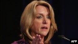 Sekretarja amerikane e Forcës Ajrore, Deborah James.