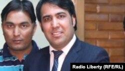فرید هوتک مسئول مطبوعات کریکت بورد افغانستان