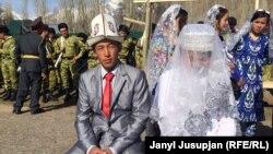 Жерге-Талдагы кыргыздар