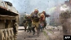 """Кремль финасировал съемки фильма """"Август 2008"""", который представляет российскую версию пятидневной войны с Грузией."""