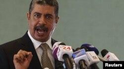 خالد بحاح، نخستوزیر یمن