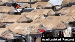 Sirijski izbeglički kamp u Iraku