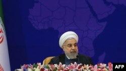 Президент Ирана Хассан Рухани