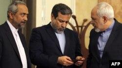 اعضای ارشد تیم مذاکرهکننده اتمی ایران