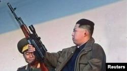 Kim Jong Un (file photo)