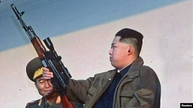 Kim Jong Un (file photo)