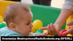 Ukraine -- House of the Child «Berizka», Kyiv, 21Oct2011