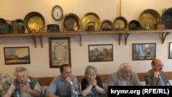 Олександр Лавут на форумі правозахисників в Криму, 2012 рік