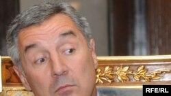 Milo Đukanović, Foto: Savo Prelević
