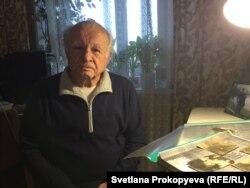 Юрій Дзева, голова псковського товариства «Меморіал»
