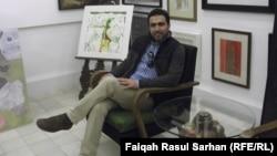 الفنان سنان حسين