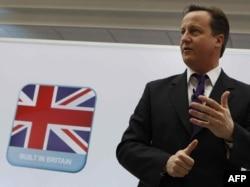 Britanski premijer Dejvid Kameron