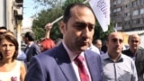 Министр юстиции Армении Артак Зейналян