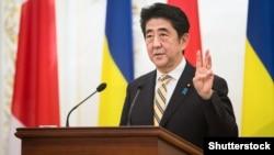 شینزو آبه نخست وزیر ژاپن