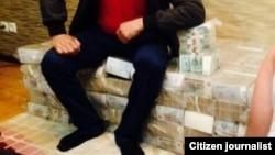 Uzbekistan - Alleged son-in-law of Uzbek Central Bank chief