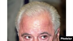 Вновь назначенный губернатор Араратской области Эдик Барсегян