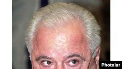 Armenia -- Edik Barseghian, governor of Ararat region, undated.