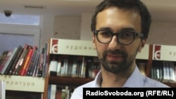 Депутат Верховної Ради Сергій Лещенко