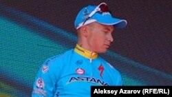 «Алматы туры» халықаралық жарысының үш мәрте жеңімпазы, қазақстандық спортшы Алексей Луценко.