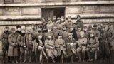 Старшини II-го корпусу Української Галицької армії (УГА). Стрий, 1919 рік
