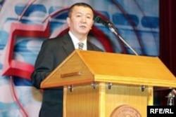 УТРКнын башчысы М.Эшимканов. 09.12.2008.