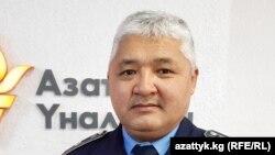 Расул Жусупов.