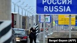 На российско-белорусской границе