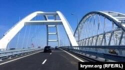 Керченский мост. Май 2018 года