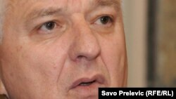 Duško Marković, ministar pravde Crne Gore