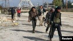 В провинции Идлиб исламисты контролируют объекты, отбитые у правительственных сил