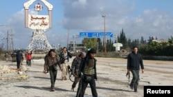 Islamisti u Siriji