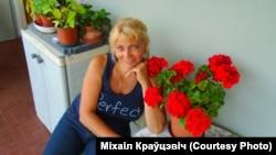 Сьвятлана Купрэева, зь сямейнага архіву