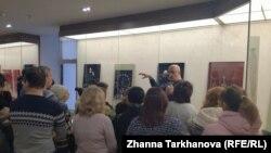 Выставка-презентация дала возможность впервые показать широкой аудитории золотые коллекции