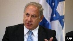 بنیامین نتانیاهو یک بار در سال ۱۹۹۶ نخستوزیری اسرائیل را برعهده داشت و هماکنون نیز بیشترین بخت را برای رسیدن به این مقام دارد. عکس از (AFP)