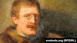 Ханс Хэердал, «Партрэт Кнута Гамсуна» (1903). Кніга нарвэскага пісьменьніка Кнута Гамсуна будзе выдадзеная першай у сэрыі Noblesse Oblige