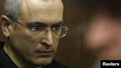 Mikhail Khodorkovsky could remain in jail till 2017