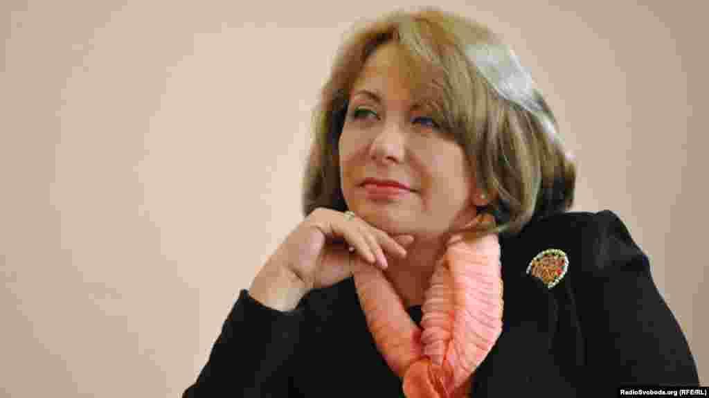 Катерина Ющенко, голова Наглядової ради благодійного фонду «Україна 3000»