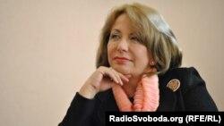 Катерина Ющенко, архівне фото
