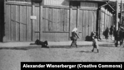 PHOTO GALLERY: Alexander Wienerberger was recruited into the army of the Austro-Hungarian Empire during World War I. In 1915, he was taken prisoner in Russia and ended up staying in the U.S.S.R. until 1934. Later, he worked as a chemical engineer specializing in explosives, and he established chemical factories in the Soviet Union. In 1933, he was assigned as technical director of a synthetic factory in Kharkiv and became witness to the man-made famine orchestrated by the Soviet government, the Holodomor. His photographs -- made with a Leica camera -- are some of about 100 images verified to be authentic portrayals of those harrowing events. The captions are based on the photographer's own notes.