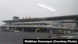 Aerodrom u Pyongyangu