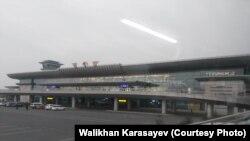 Международный аэропорт Пхеньяна.