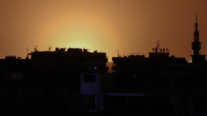 Հզոր պայթյուն Դամասկոսում, նախնական տվյալներով՝ զոհեր չկան