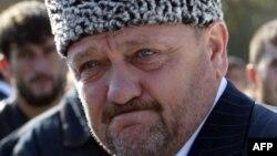 Кадыров Ахьмад
