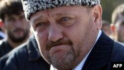 Бывший президент Чечни Ахмат Кадыров