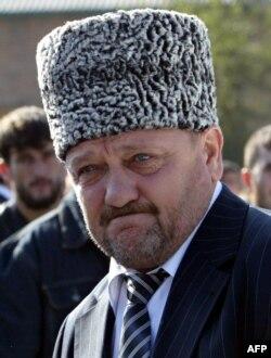 Ахмат Кадыров, отец главы Чечни